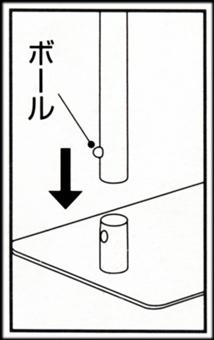 ライトドーム専用の吊り下げライトスタンド 組み立て方法
