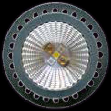 マイクロUV LED 素子配列
