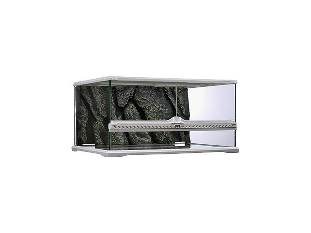Glass Terrarium White 6030