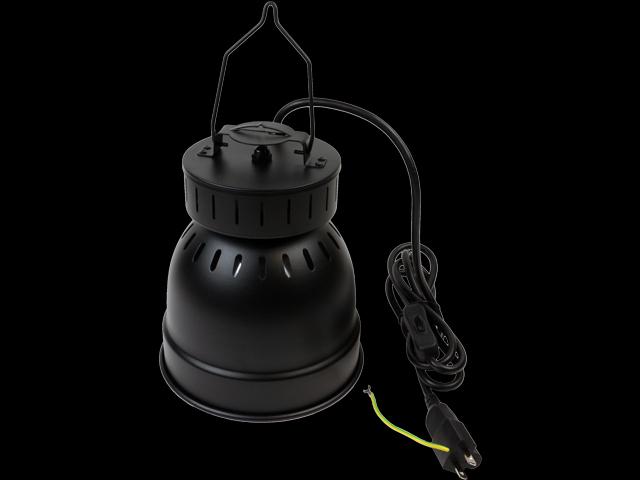パワーサンHIDメタルハライドパワーサン専用ドーム型安定器内蔵ソケット ズーメッド Zoo-Med
