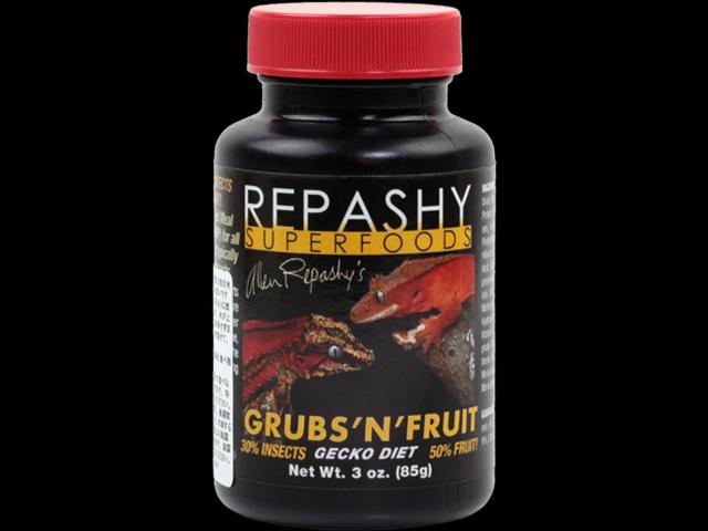 レパシー REPASHY グラブスアンドフルーツ3oz(85g) | 爬虫類ショップ ...