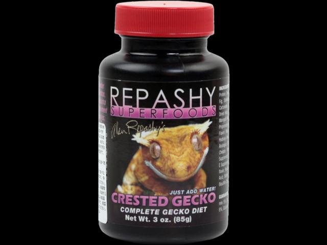 レパシー クレステッドゲッコーMRP3oz(85g)